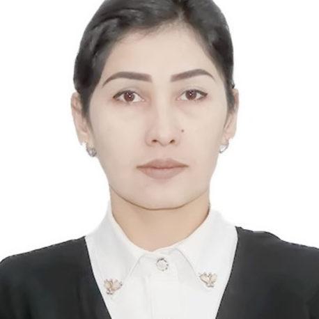 Mirzaaliyeva Shahodat